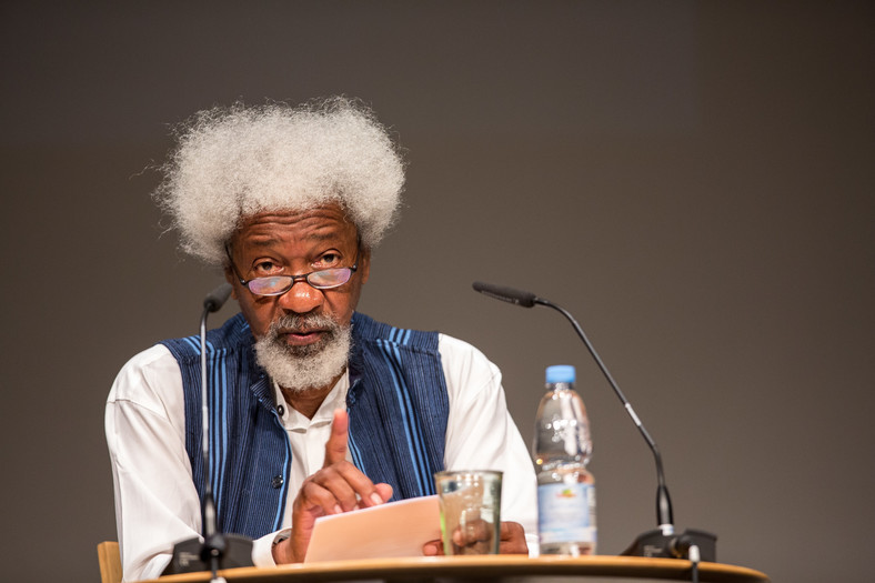 Prof. Soyinka, who has also criticised the Ruga plan, was absent from the event [Lindau]