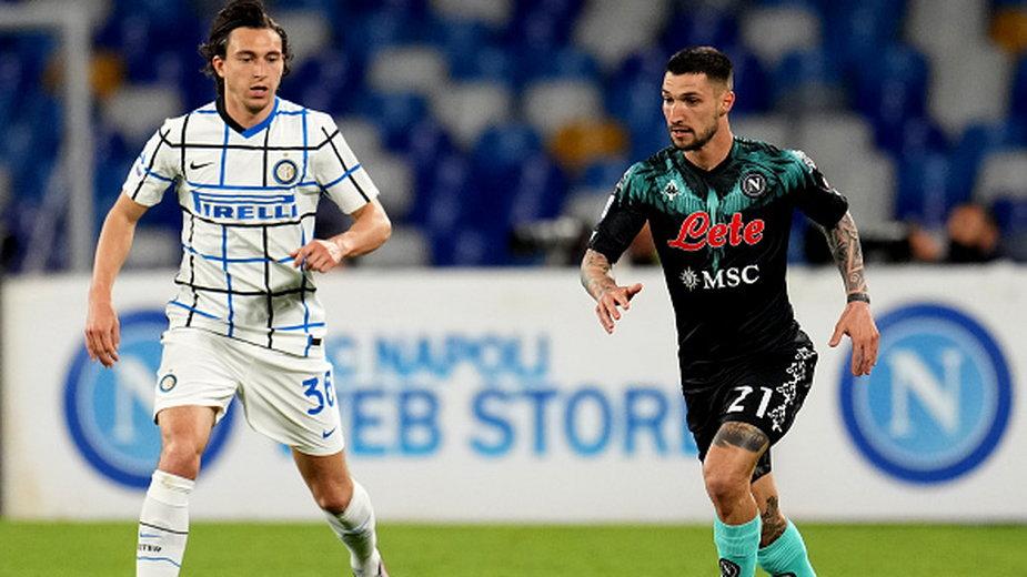 Napoli - Inter Mediolan