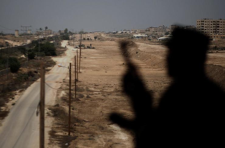 Gaza je danas usamljeno mesto
