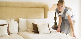 Hotelowa pokojówka zdradza tajemnice gości