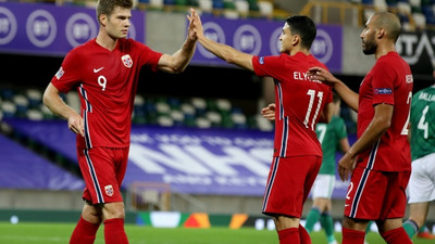 Leipzig sign Norway striker Sorloth to replace Werner