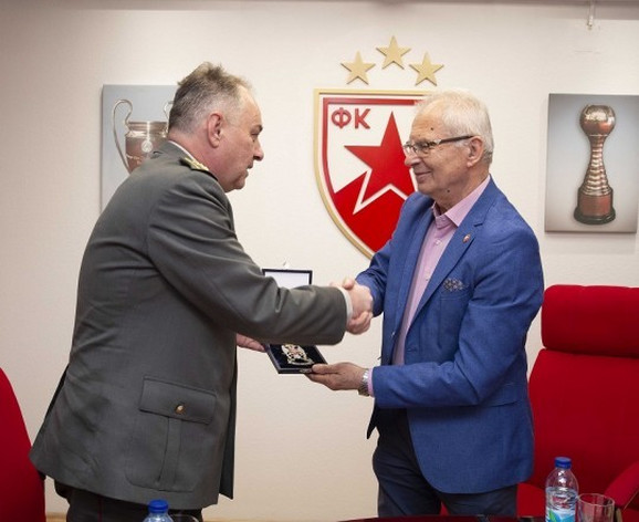 Dragan Mesarović i Svetozar Mijailović