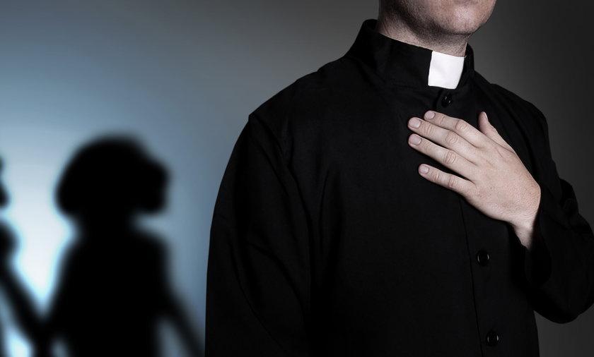 Ksiądz oskarżony przez 12-latkę o gwałt nadal pracował z dziećmi.