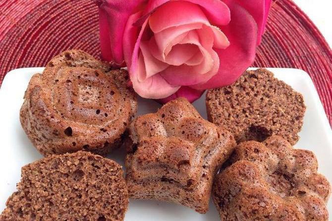 Hrono mafini: Zdrav kolač bez šećera, gotov za manje od pola sata!