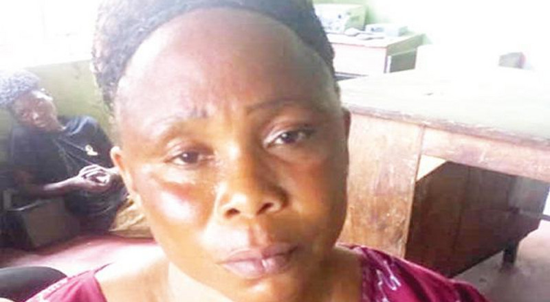 45-year-old woman caught dumping lover's corpse in bush