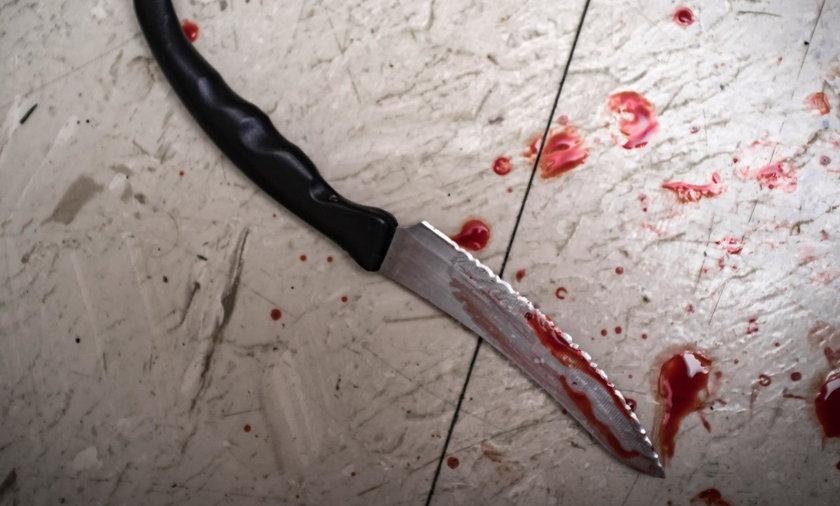 Atak nożownika na poczcie Kielcach. Nie żyje kobieta