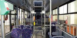 Horror w lubelskim autobusie. 15-latka w potrzasku