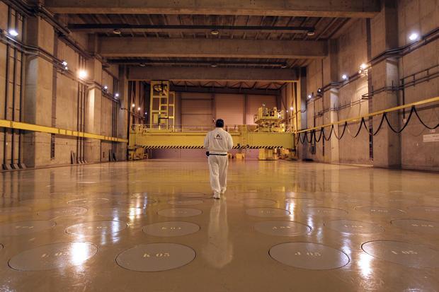 Francuskie składowisko odpadów radioaktywnych