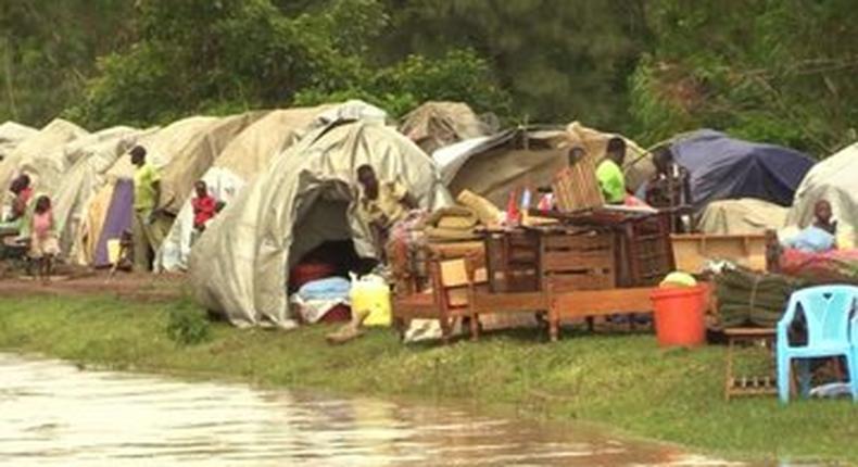 Flash floods cause havoc