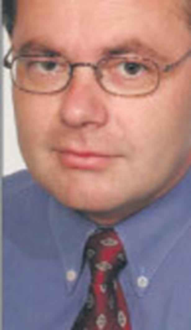 Adam Kozierkiewicz, ekspert z zakresu ochrony zdrowia, były pracownik Europejskiego Banku Inwestycyjnego w Luksemburgu