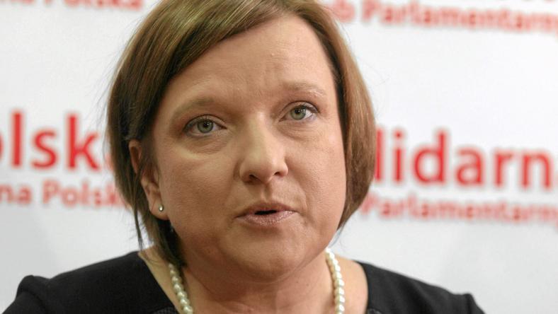 Beata Kempa, fot. Paweł Małecki / Agencja Gazeta