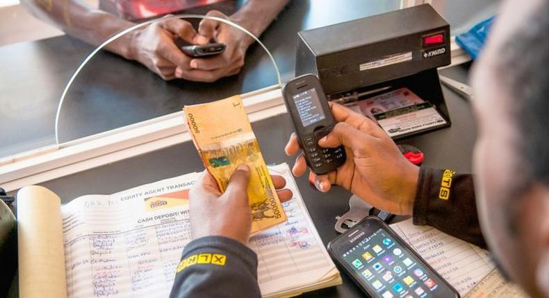 Africa has the highest adoption of mobile money services and mobile subscriptions in the world.