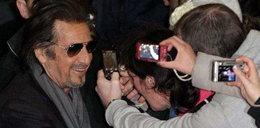 Al Pacino pozdrawia fanów
