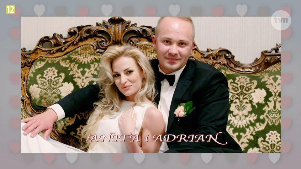 Anita I Adrian Ze ślubu Od Pierwszego Wejrzenia Rozstali Się