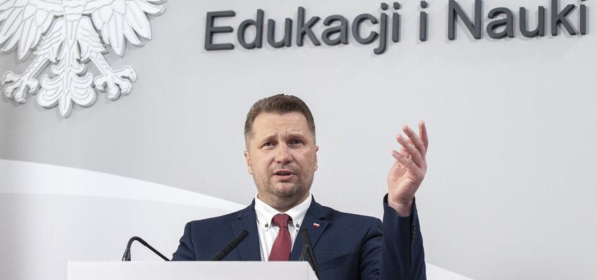 Skandal! Czarnek uważa część Polaków za prymitywnych. Otwarcie o tym mówi