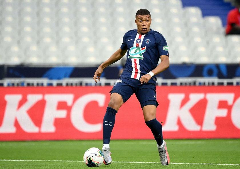 Kylian Mbappe (22 l.) jest jednym z najlepszych napastników na świecie i ma ogromny wpływ na grę paryskiego klubu