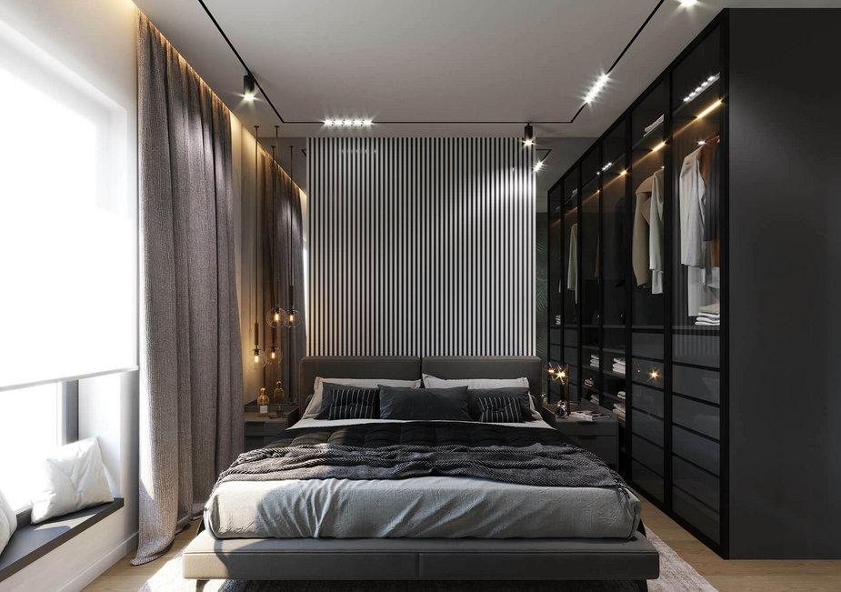 40-metrowe mieszkanie na osiedlu Browar Kleparz w Krakowie