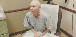 Aktorka zaczęła radioterapię. Poruszające słowa