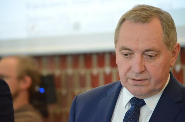 Henryk Kowalczyk, minister, szef Stałego Komitetu Rady Ministrów