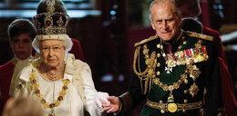 Rozpacz królowej Elżbiety. Jej mąż ma zapalenie pęcherza