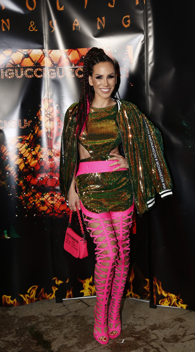 Nikolija sa pletenicama u neobičnom modnom izdanju: pevačica eksperimentiše dosta i sa stilom odevanja