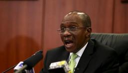 CBN Governor, Godwin Emefiele [Reuters]