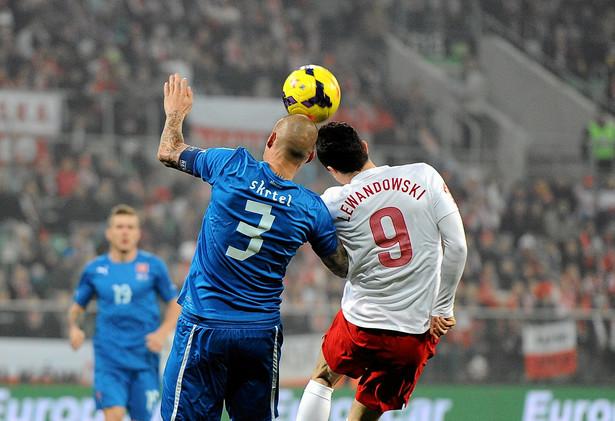 Mecz Polska - Słowacja