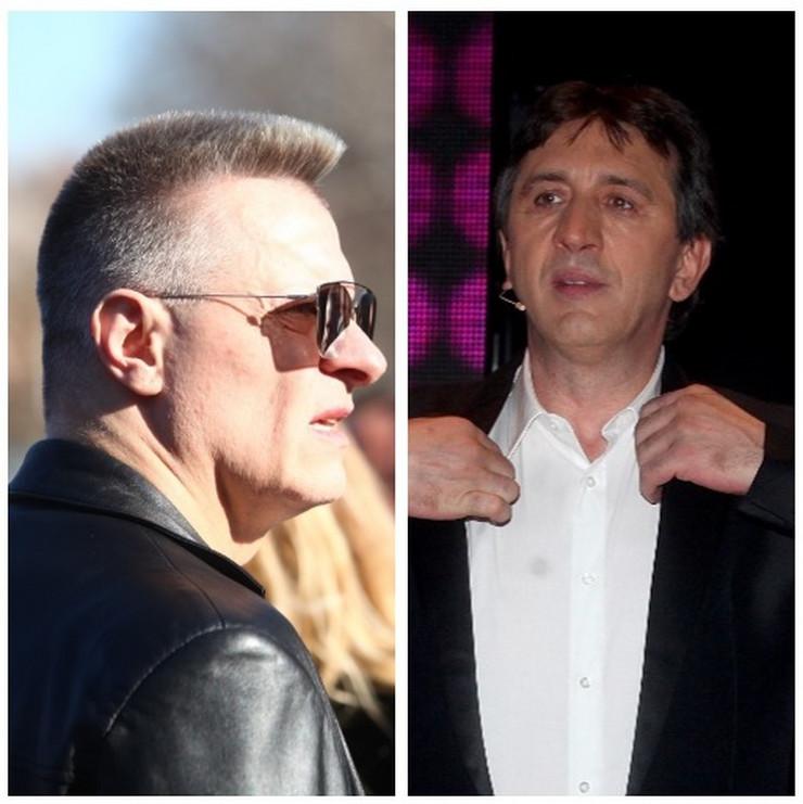 Žika Jakšić i Đorđe David