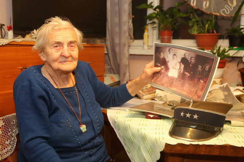Porucznik Armii Krajowej Barbara Lisicka, pseudonim Stella