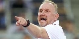 Trener siatkarek Jacek Nawrocki: Nie podam się do dymisji