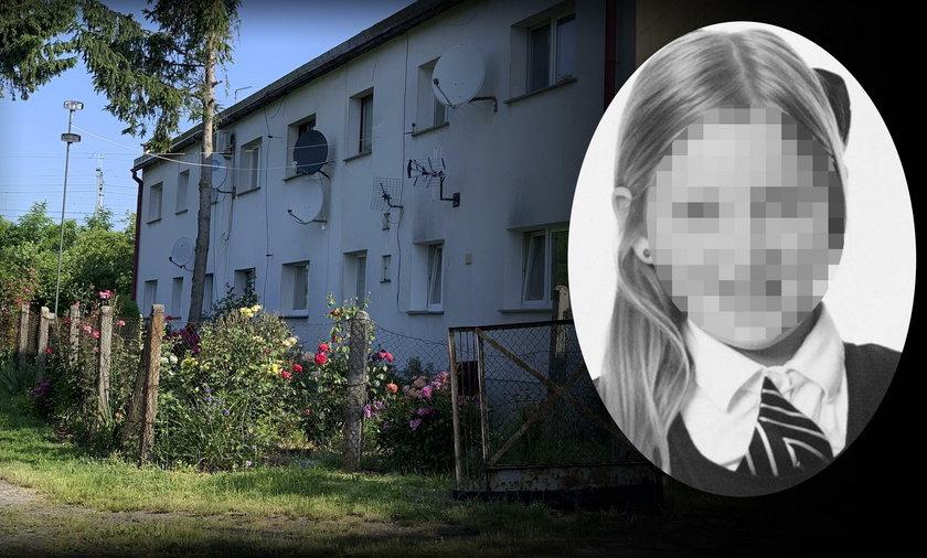 10-letnia Kristina zamordowana przez kochanka matki