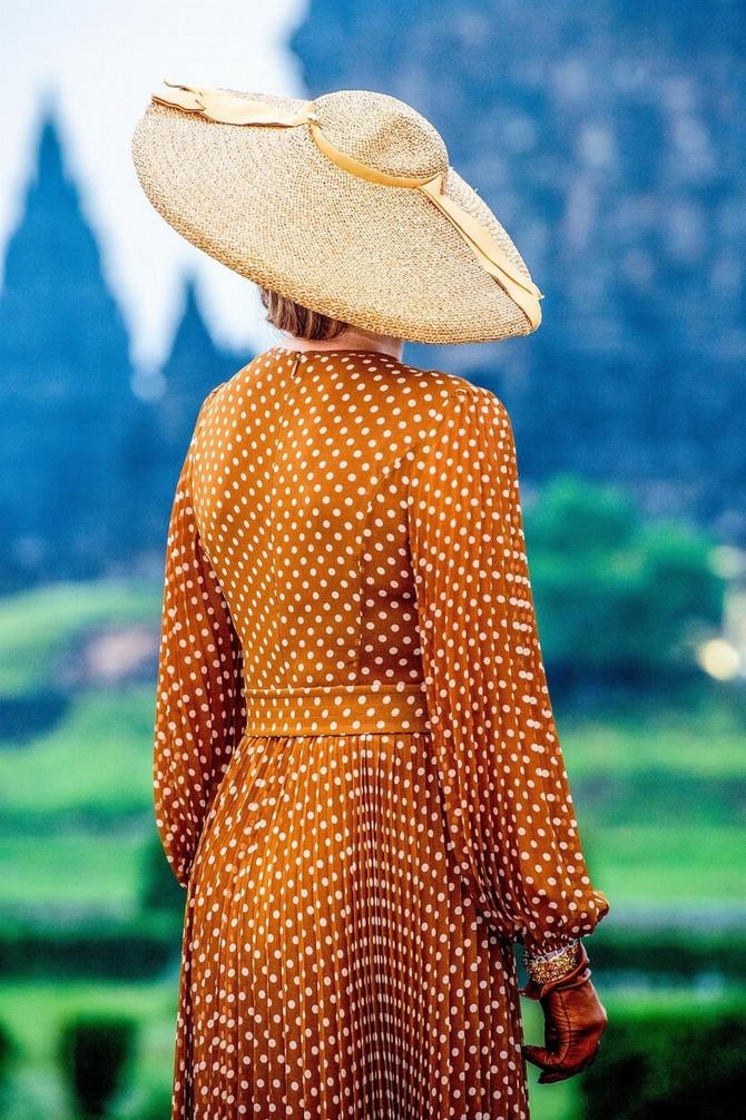 Kraljica Maksima u Indoneziji