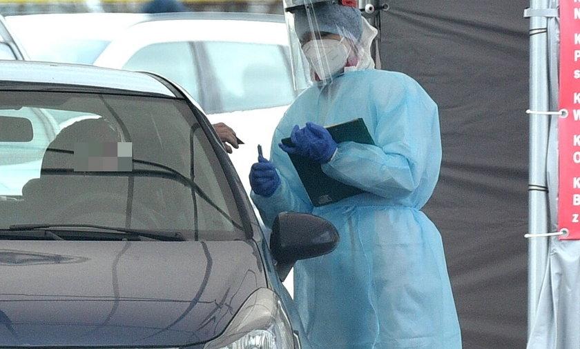 Lekarz o rozpędzającej się 4. fali pandemii koronawirusa.