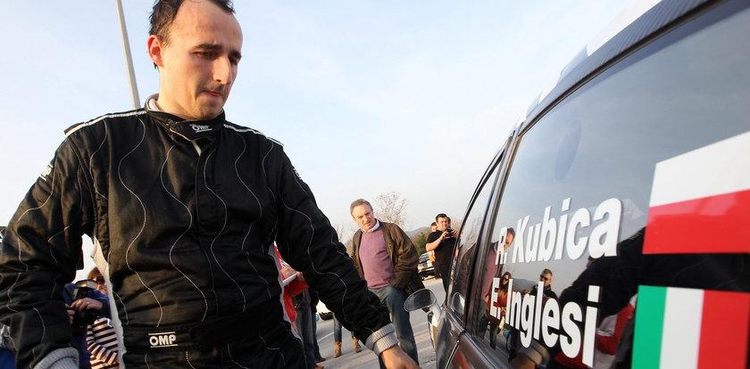 Doświadczony pilot o wypadku Kubicy: Nie miał szans na ratunek