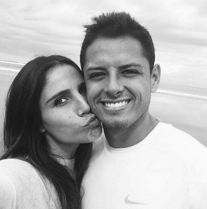 Javier Hernandez i Lucia Villalon nie wezmąślubu. Gwiazdor rozstał się z piękną prezenterką