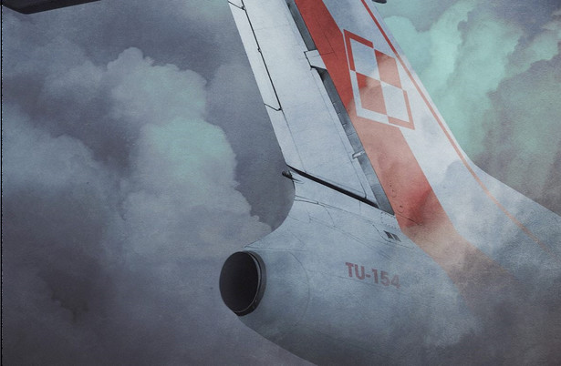 """Kadr z plakatu filmu """"Smoleńsk"""" Antoniego Krauzego"""