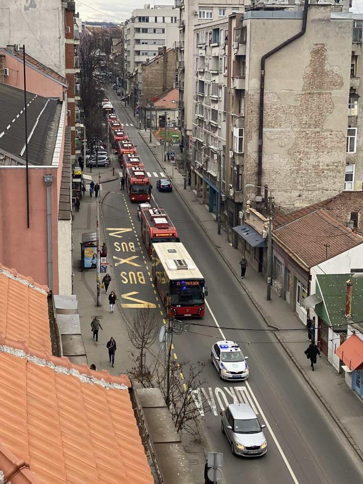 kolaps protest ulica cara nikolaja