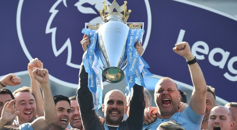 English Premier League 'to restart on June 17'