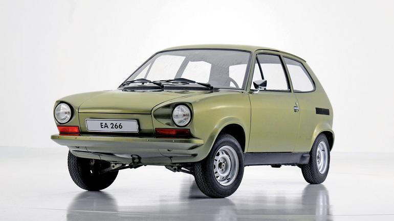 EA 266 - Volkswagen, który okazał się wielkim nieporozumieniem