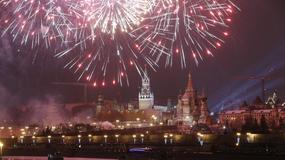 W Moskwie 25 osób z ranami od petard trafiło do szpitala