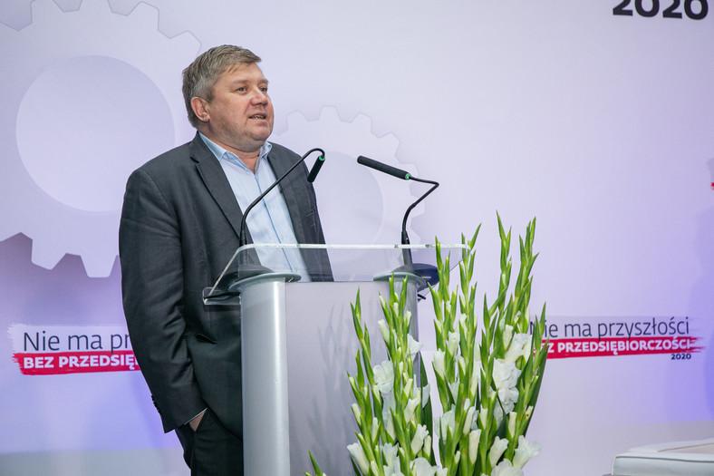 Cezary Kaźmierczak, prezes ZPP, fot. Ireneusz Rek