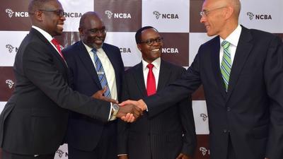 Kenyatta family owned NCBA bank closes down 14 branches