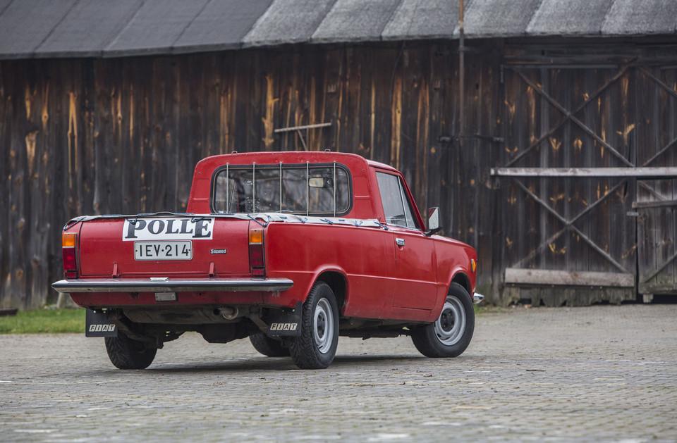 Zupełnie nowe Polski Fiat 125p/FSO 1500 Pick Up - klasyk, który zmienił historię CD66