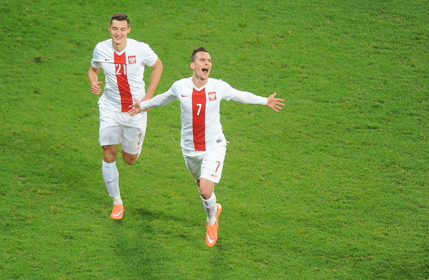 Pechowy remis Polaków, ale Milik pokazał klasę!