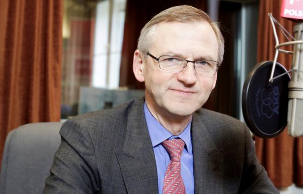 Mariusz Grendowicz, prezes Polskich Inwestycji Rozwojowych