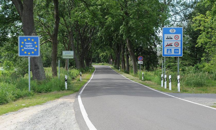 Przejście graniczne Świnoujście - Gartz