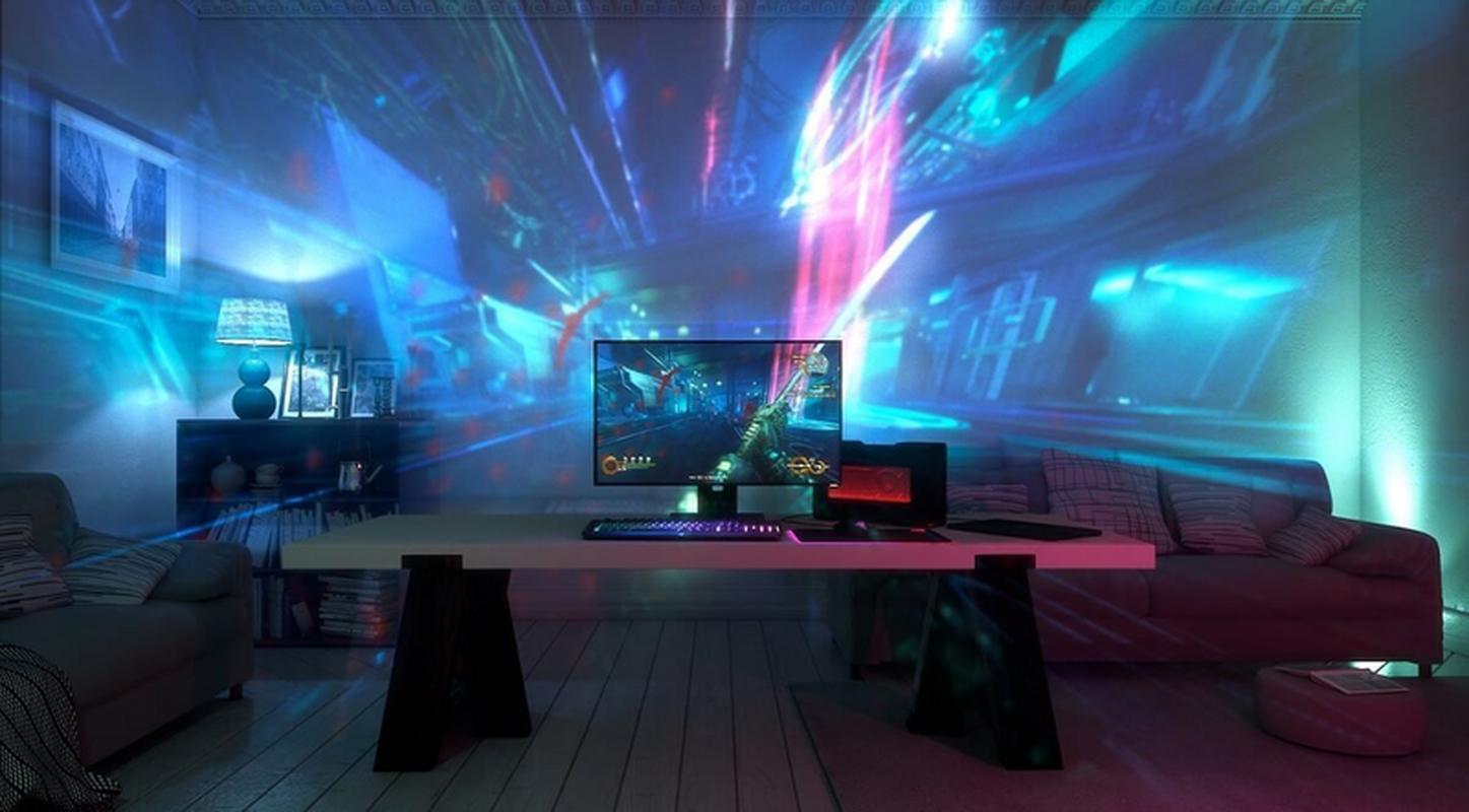 Project Ariana czyli prototyp zaawansowanego projektora dla graczy firmy Razer