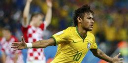 Neymar ratuje Brazylię