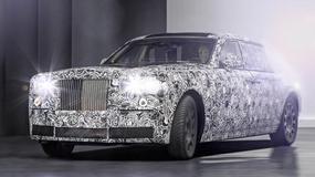 Rolls-Royce nie chce hybryd, bo są tylko kompromisem