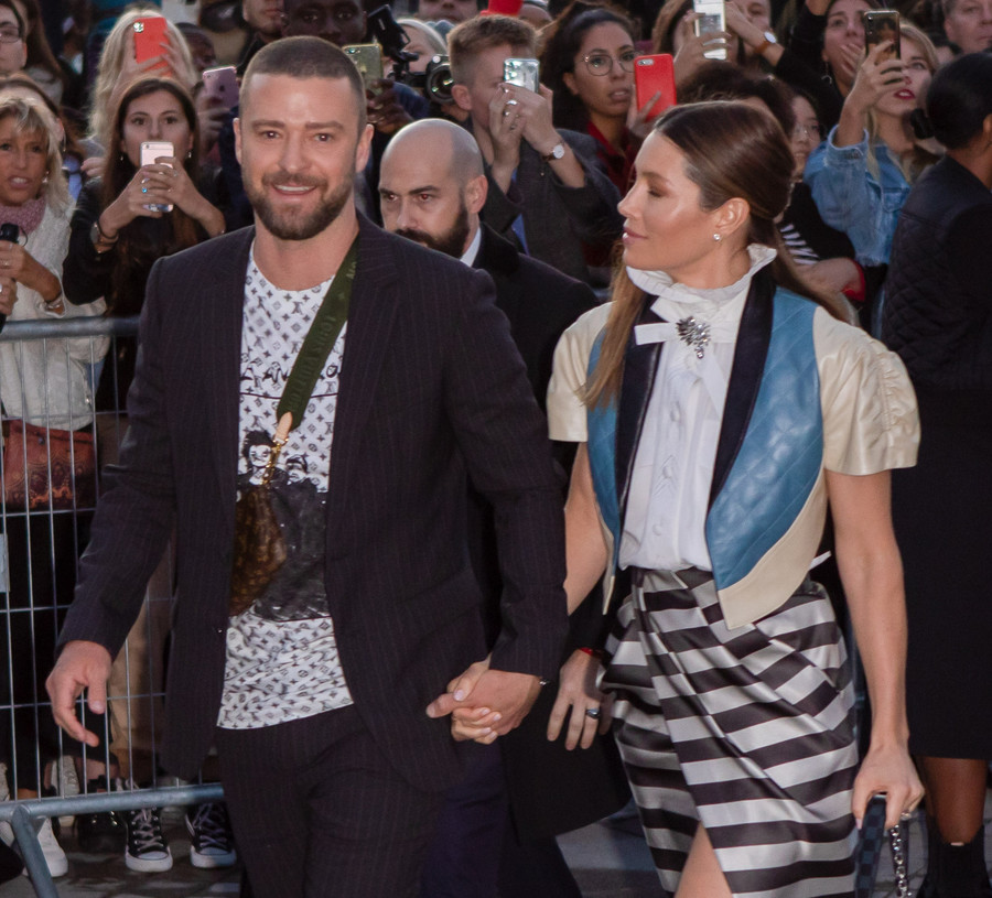 Jessica Biel i Justin Timberlake nadal razem / East News / New Media Images / SplashNews.com
